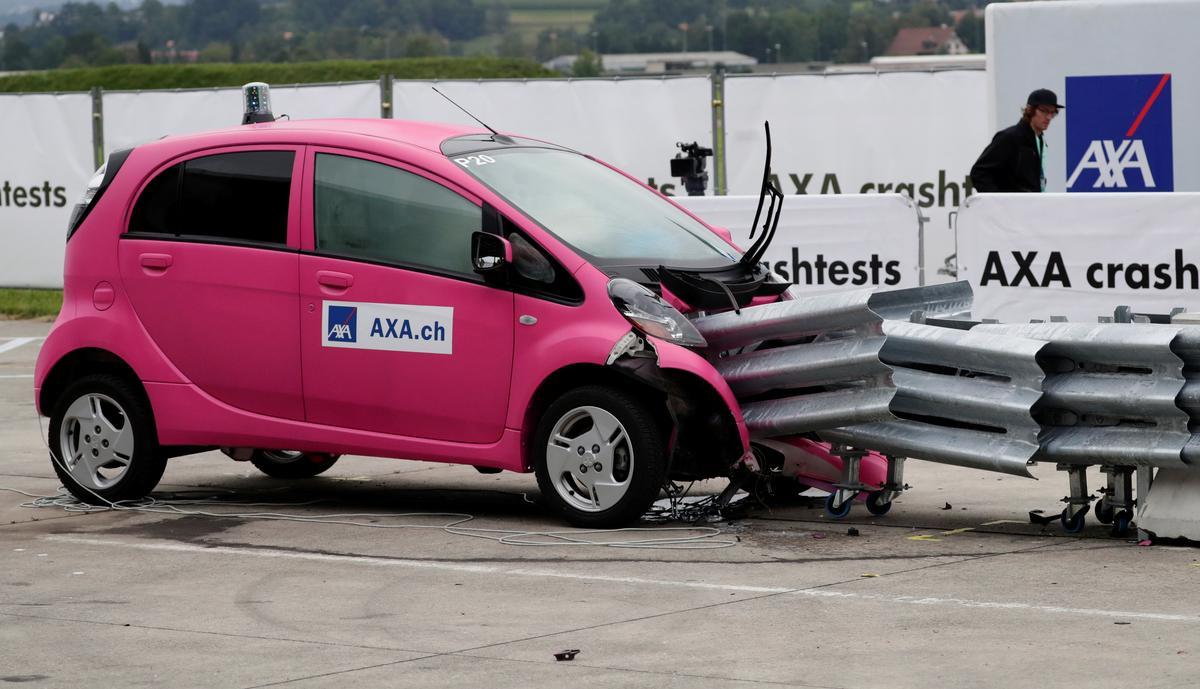 Bewerings van data dui op gevorderde risiko's vir elektriese motors: AXA