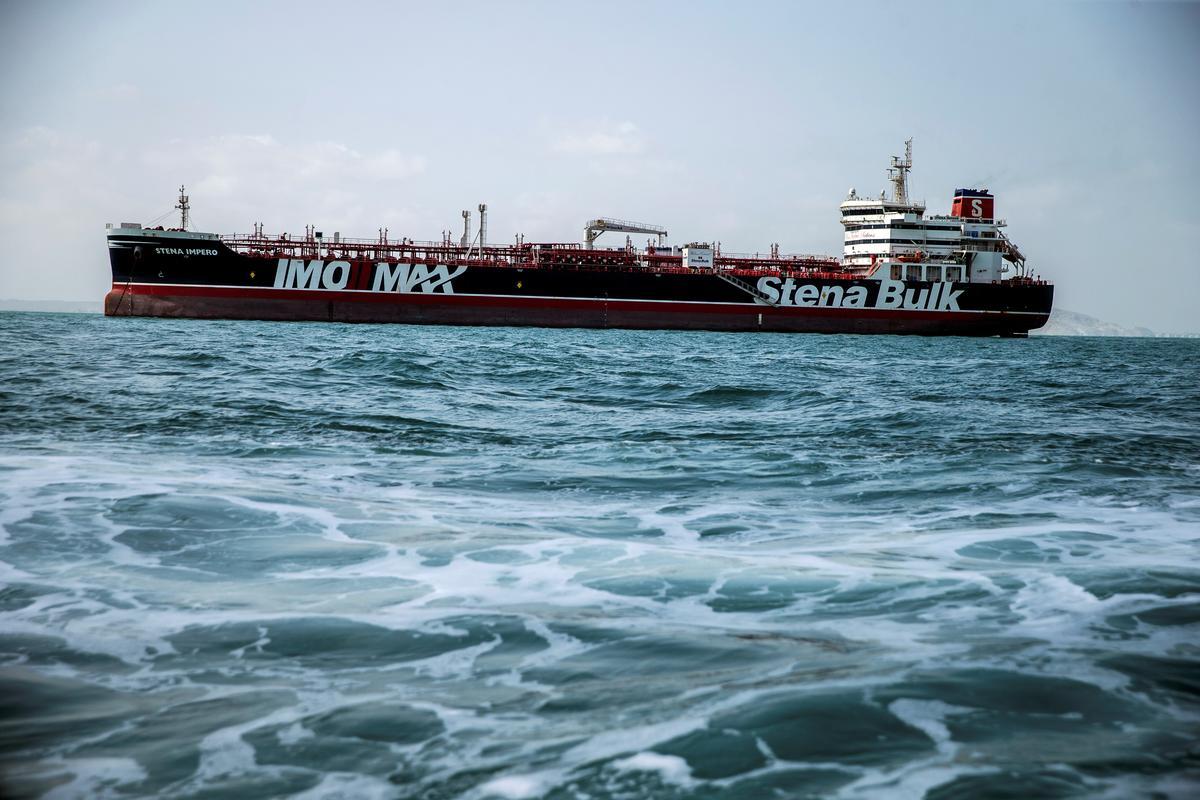 Stena Bulk tanker seized by Iran could be released soon: Sweden's SVT broadcaster