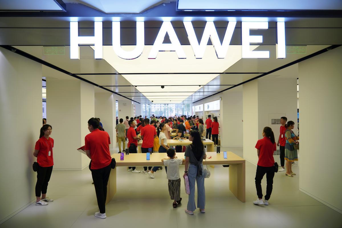 Huawei sê die VSA beplan om die inkomste van slimfoneenhede met meer as $ 10 miljard te verlaag