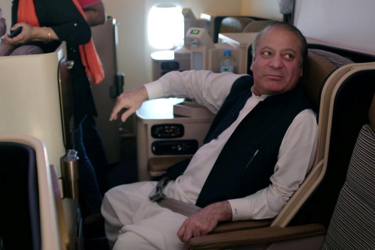 Pakistan se hooggeregshof beveel aksie teen regter in die voormalige premier van die saak