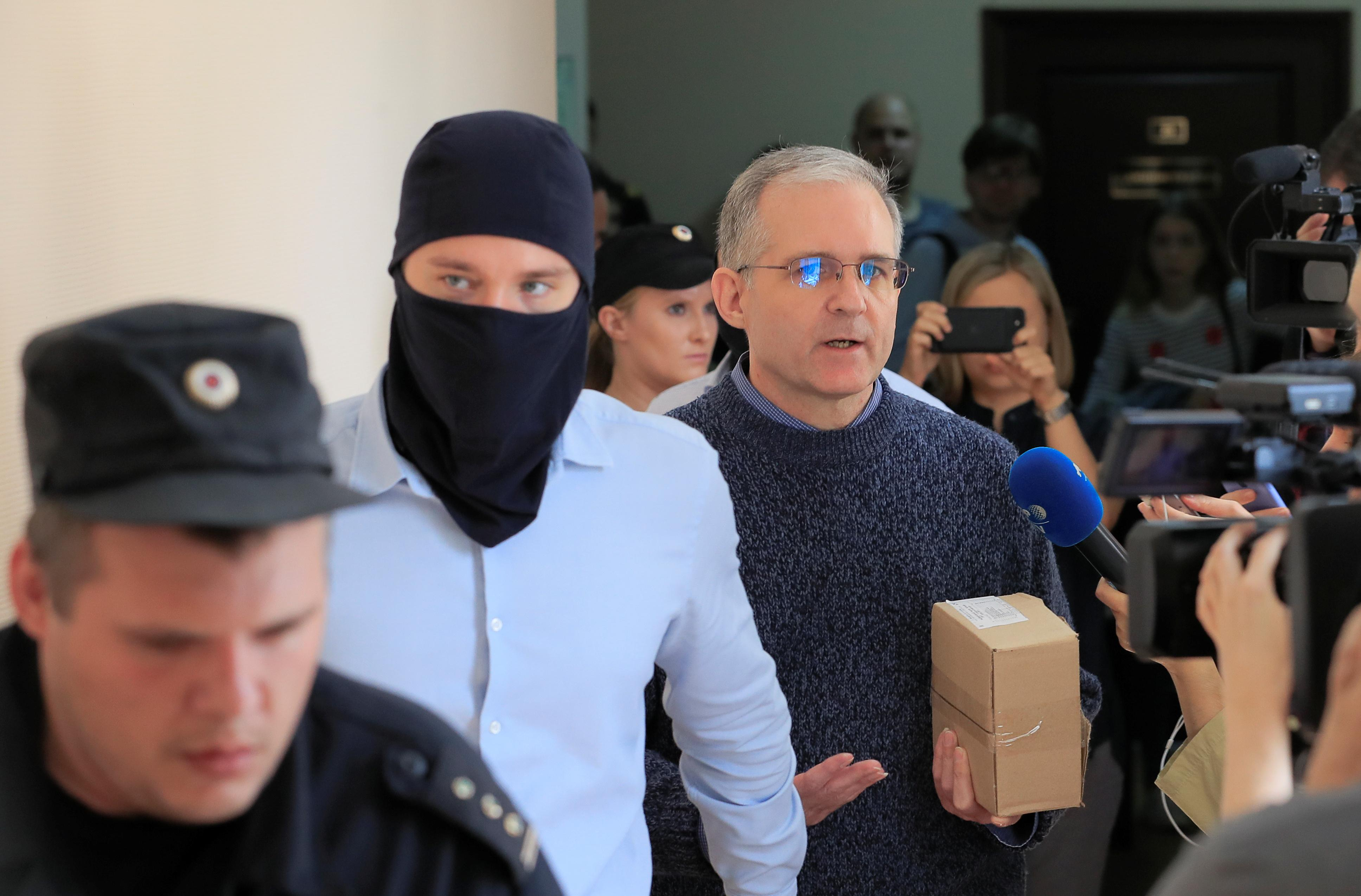 Russian court extends detention of ex-U.S. marine Whelan to end-October - Ifax