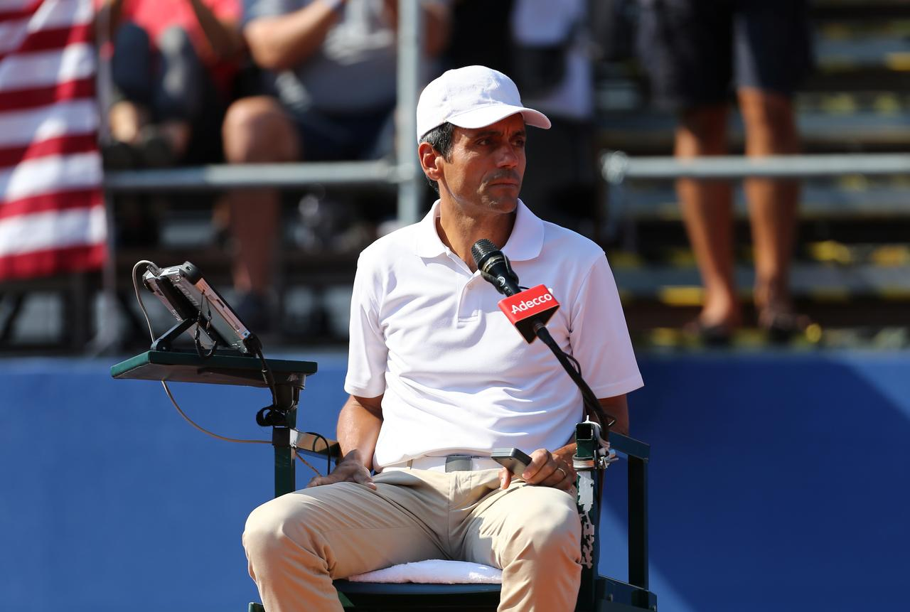 Tennis Chair Umpire Ramos Has Lasting Impact On U S Open Reuters