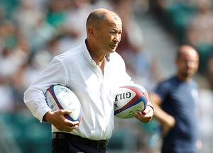Jones delighted as everything clicks for England