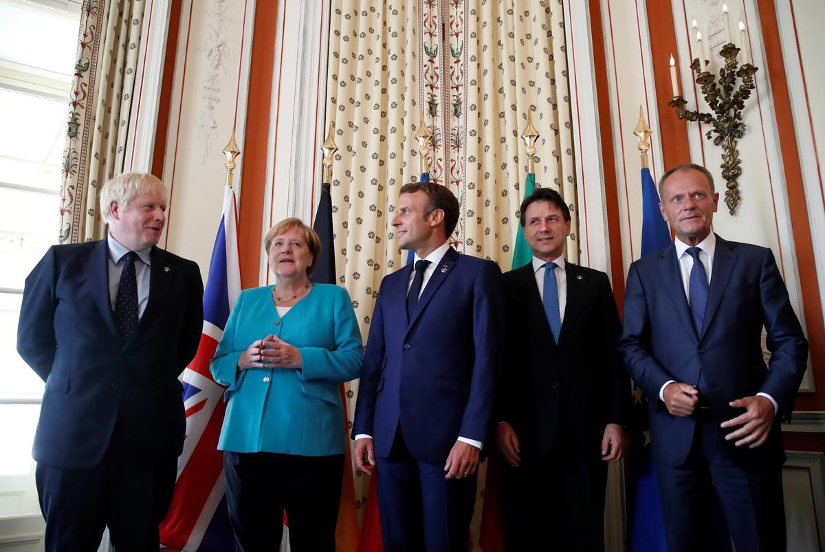 Handel en ekonomie in fokus as G7-leiers aan die werk gaan