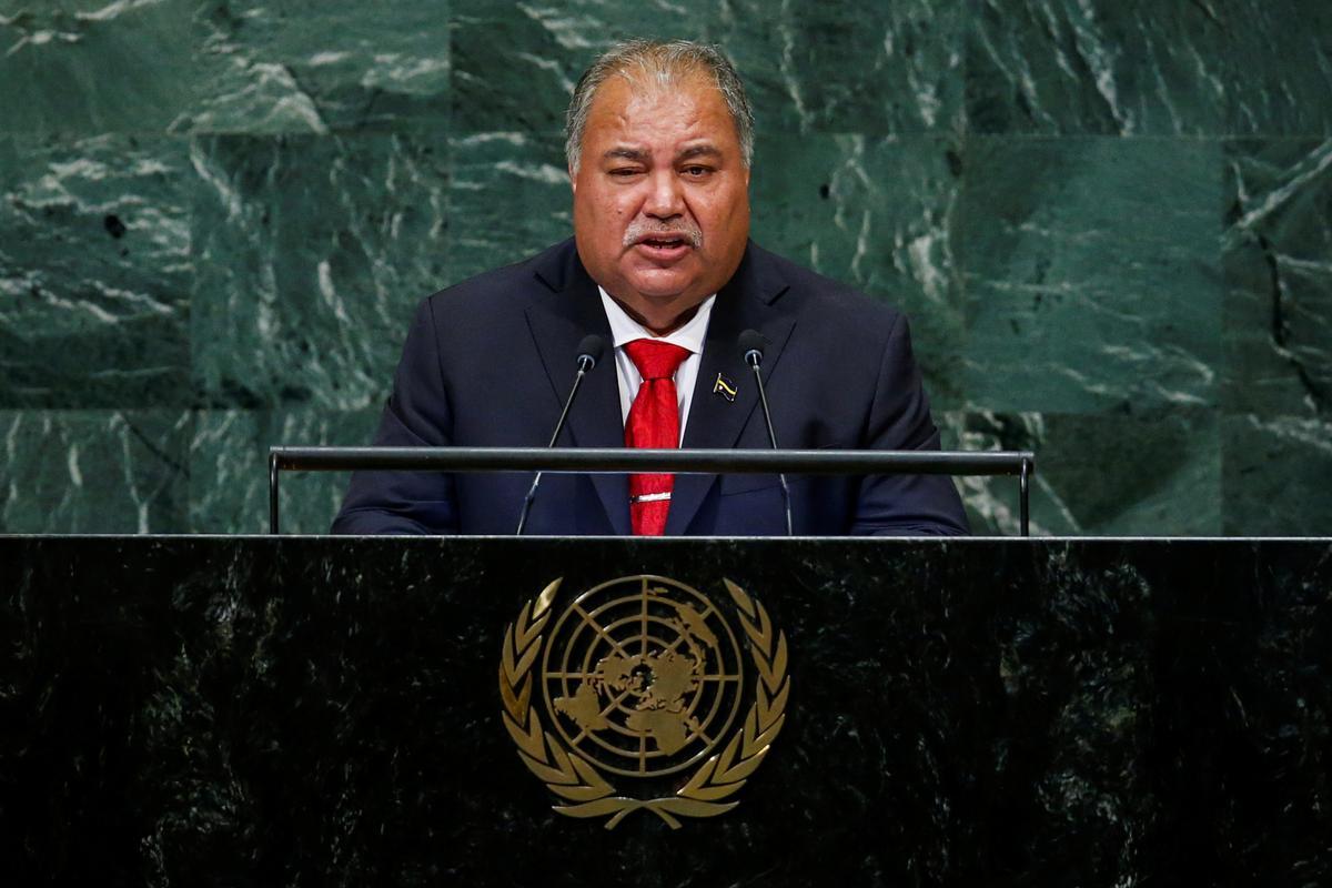 Nauru-president verloor sy setel in die verkiesing: berigte in die media
