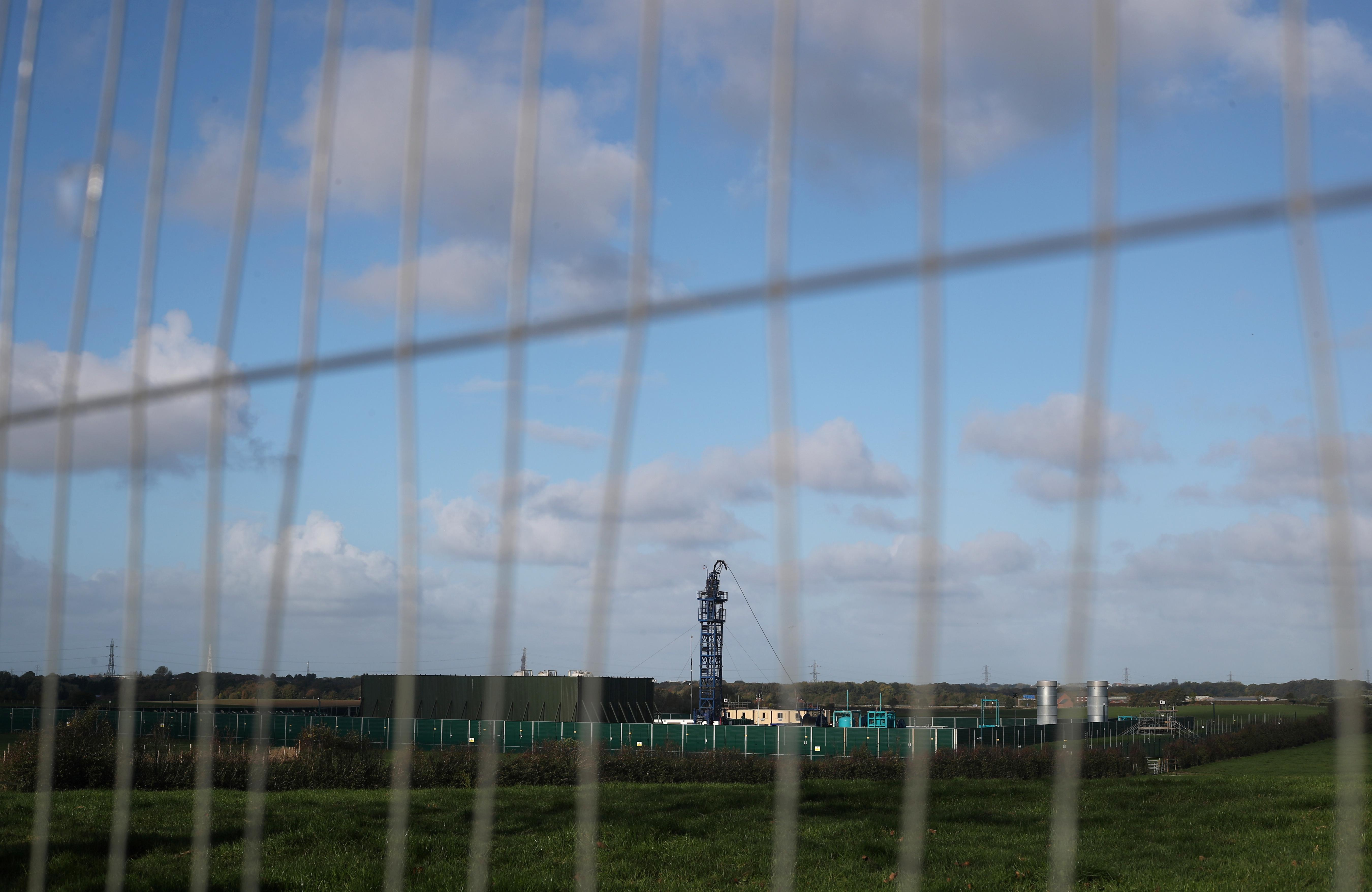 Cuadrilla says 'micro seismic event' occurred at fracking site near Blackpool