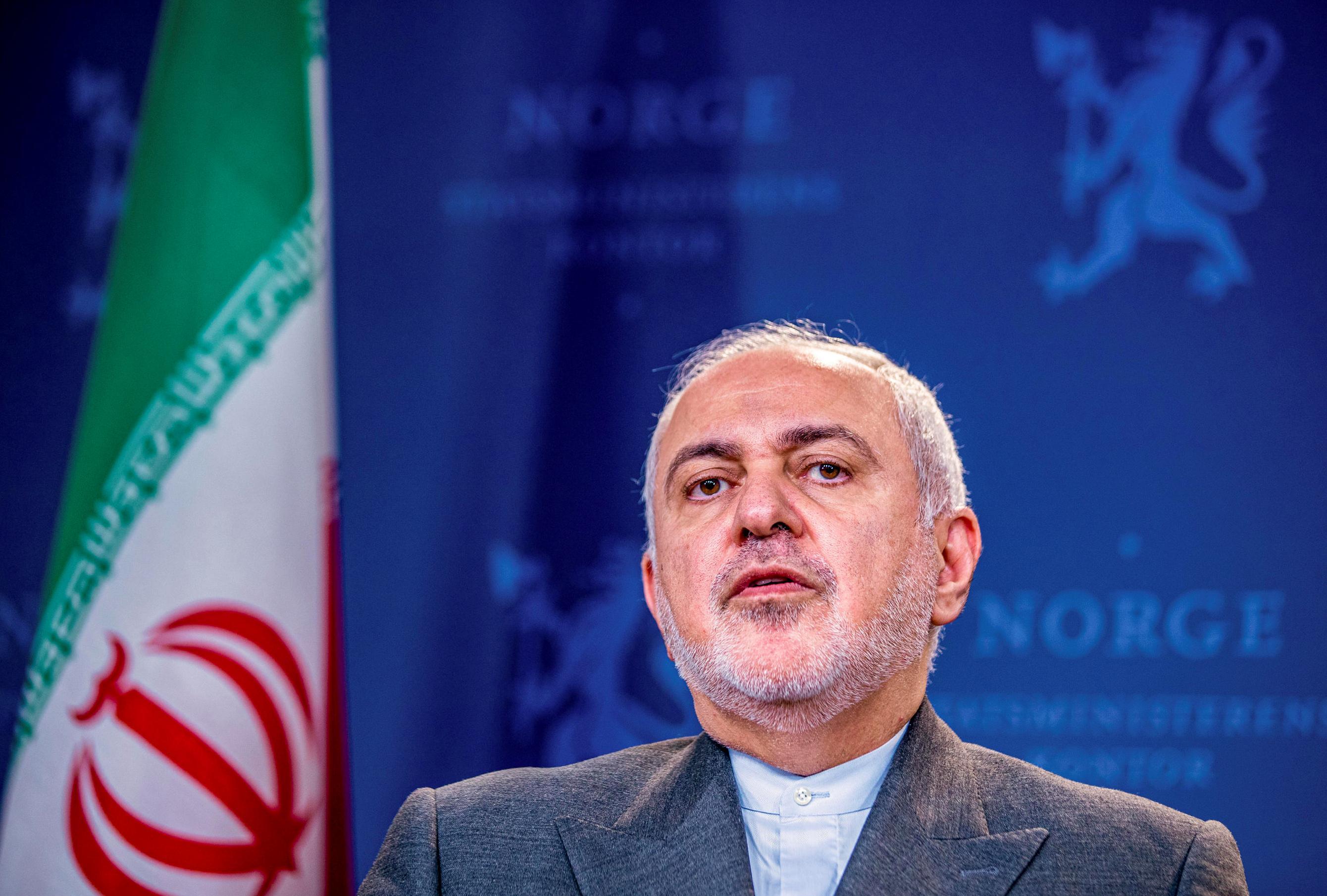 Trump caught off guard as Iran's Zarif lands in G7 summit town