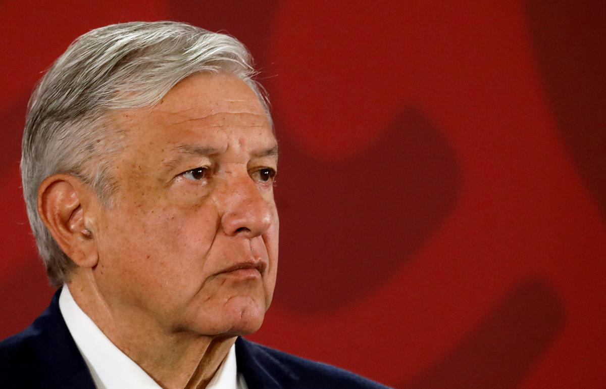President van Mexiko sê 'vaar goed' met migrasie voor die Amerikaanse sperdatum
