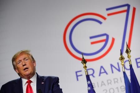Trump sees possible U.S.-EU trade deal that would avert car tariffs