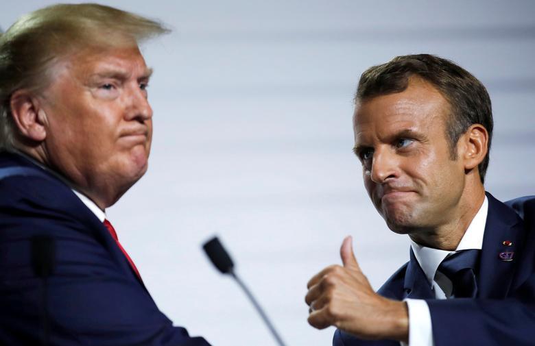 Inside The G7 Reuters Com