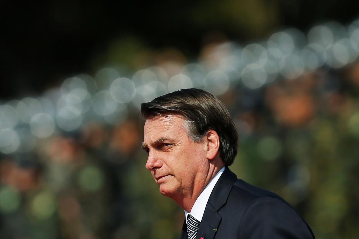 Woordvoerder van Brasilië sê Bolsonaro kan hierdie week Amazon-streek besoek