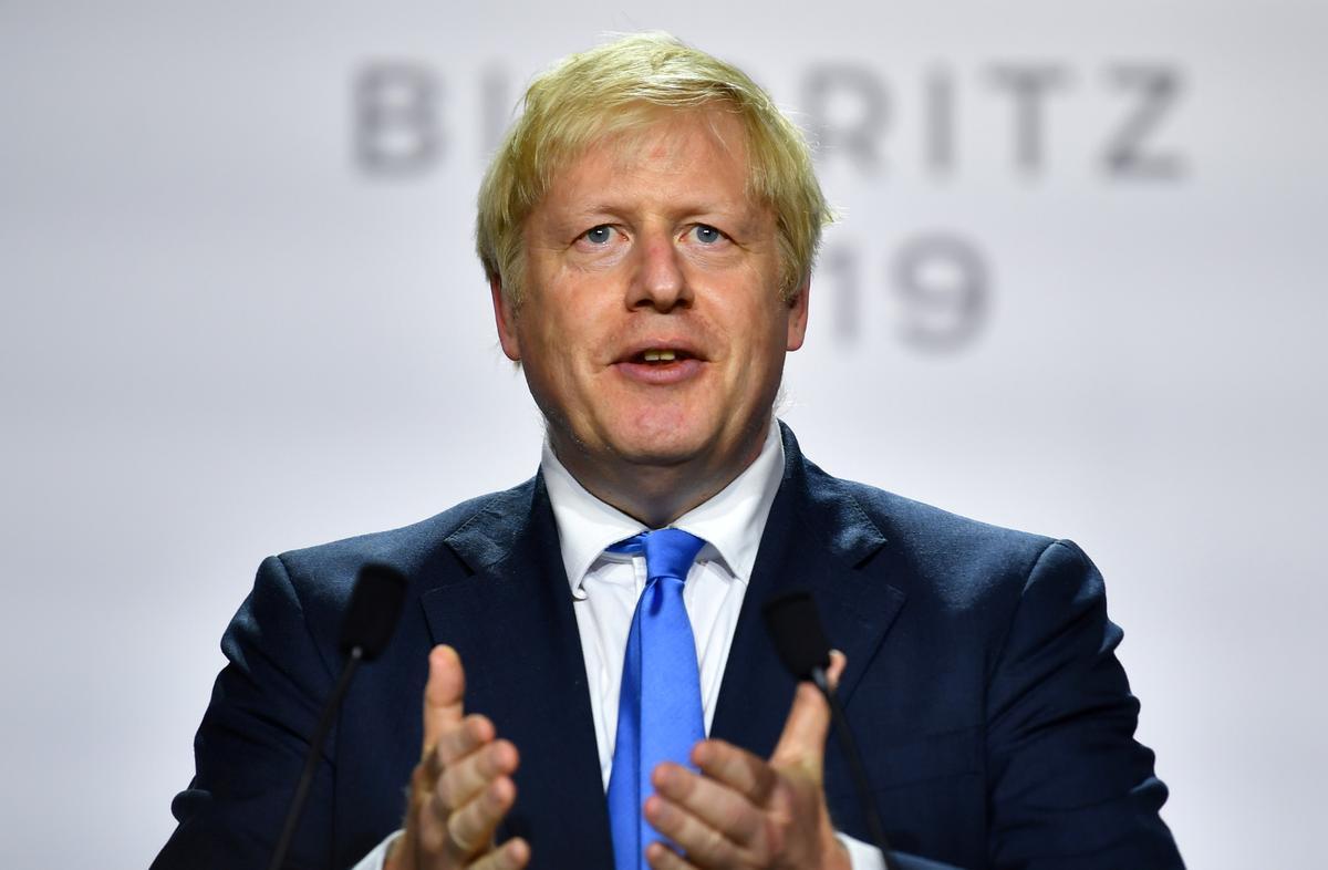 Wysigings wat UK in Brexit-ooreenkoms wil hê, hou verband met Ierse grensstop: die woordvoerder van die premier