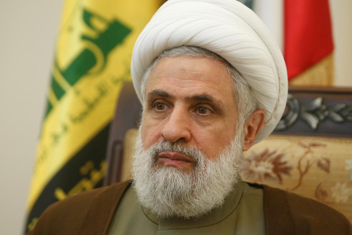 Hizbollah beplan staking teen Israel, maar oorlog is onwaarskynlik: adjunkhoof
