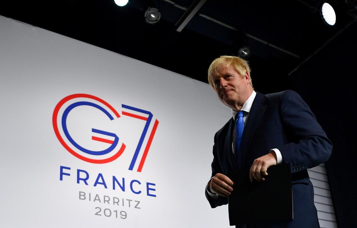 Instant View: die Britse Johnson se plan om die parlementêre tyd voor Brexit te beperk
