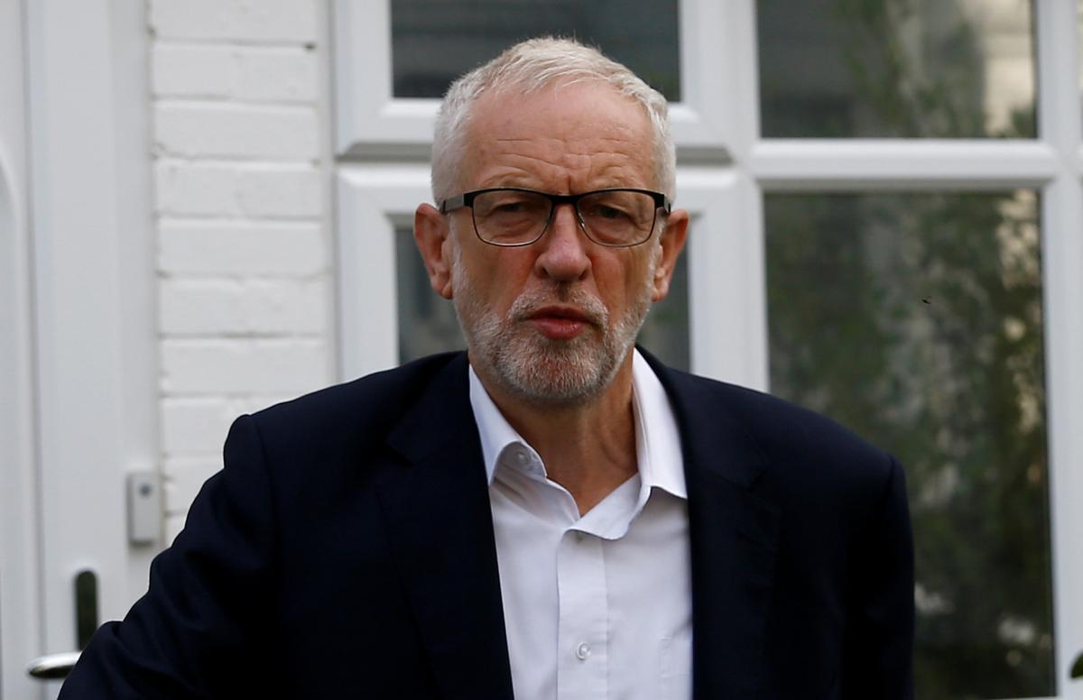 UK PM's parliament plan is a threat to democracy: Labour's Corbyn