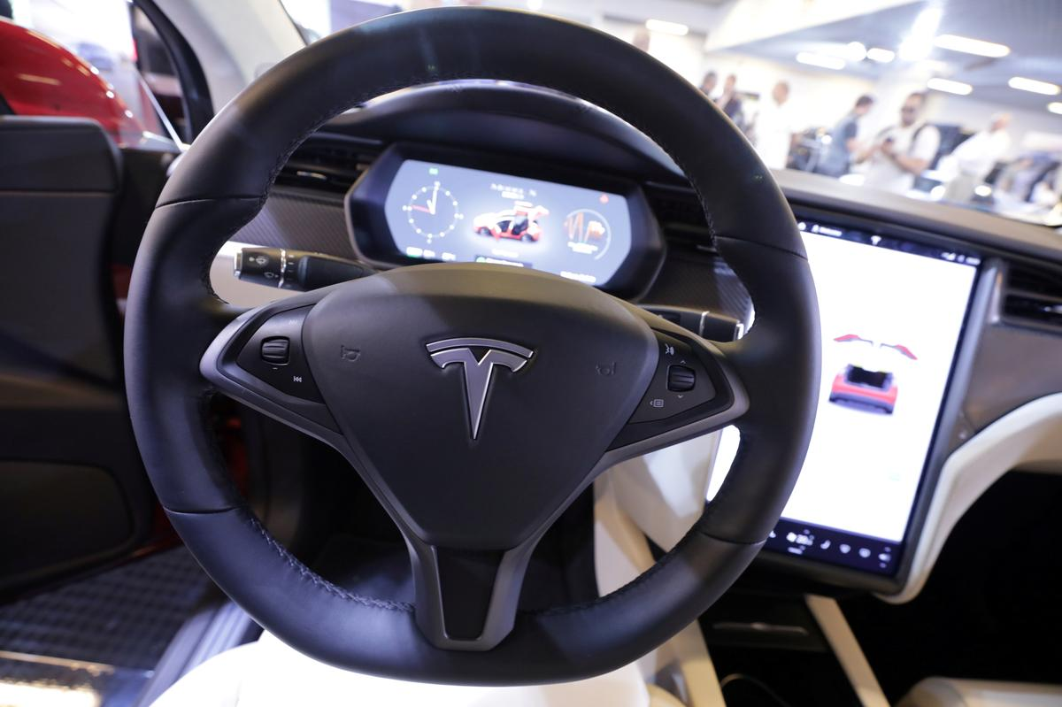 Tesla implementeer versekering in Kalifornië