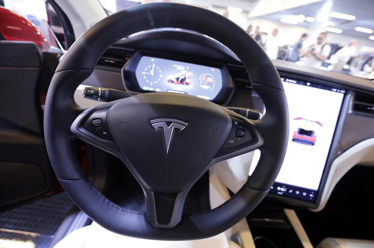Tesla Rolls Out Insurance In California Reuters