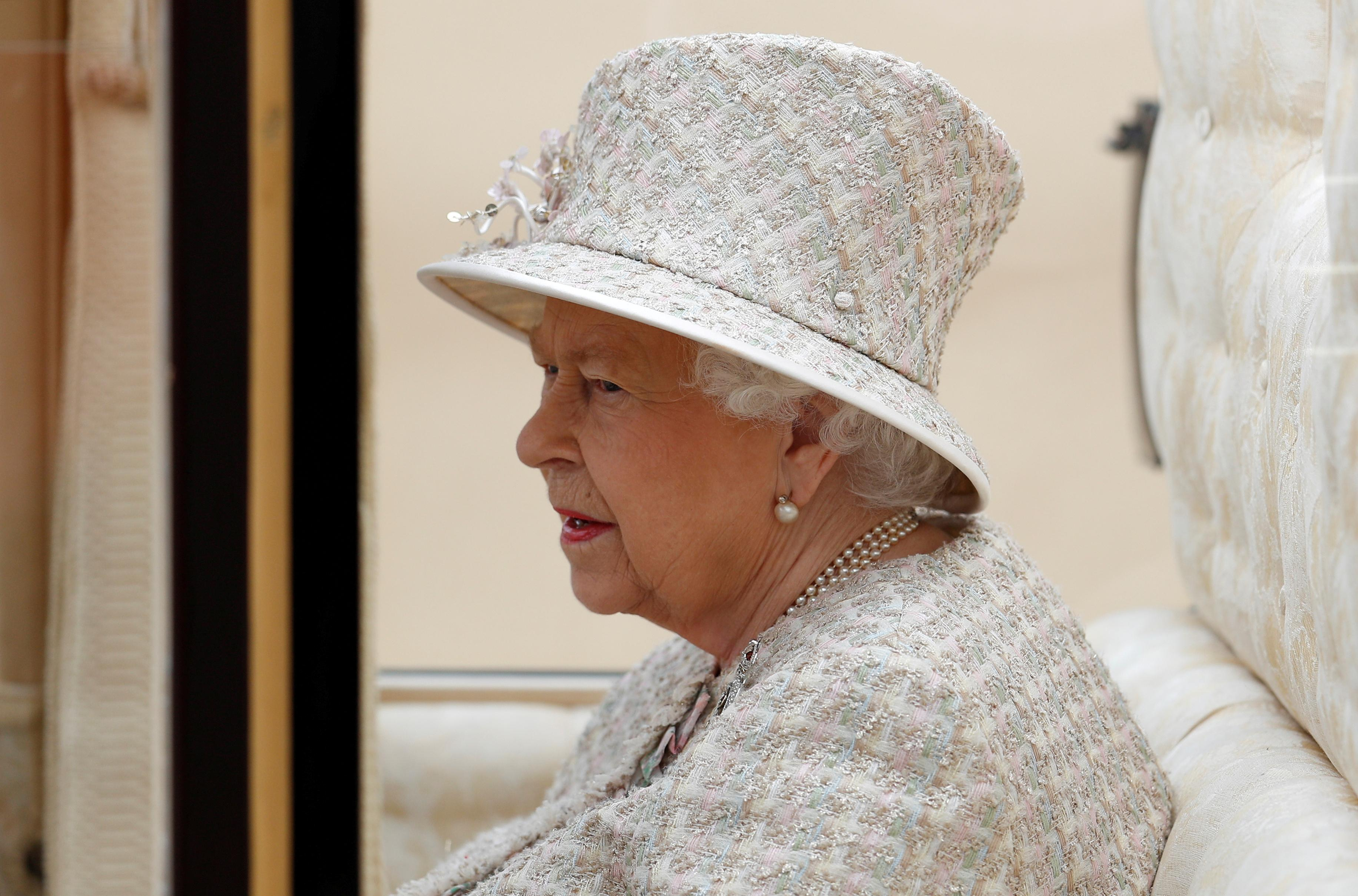 Queen did not challenge suspension of UK parliament - Rees-Mogg