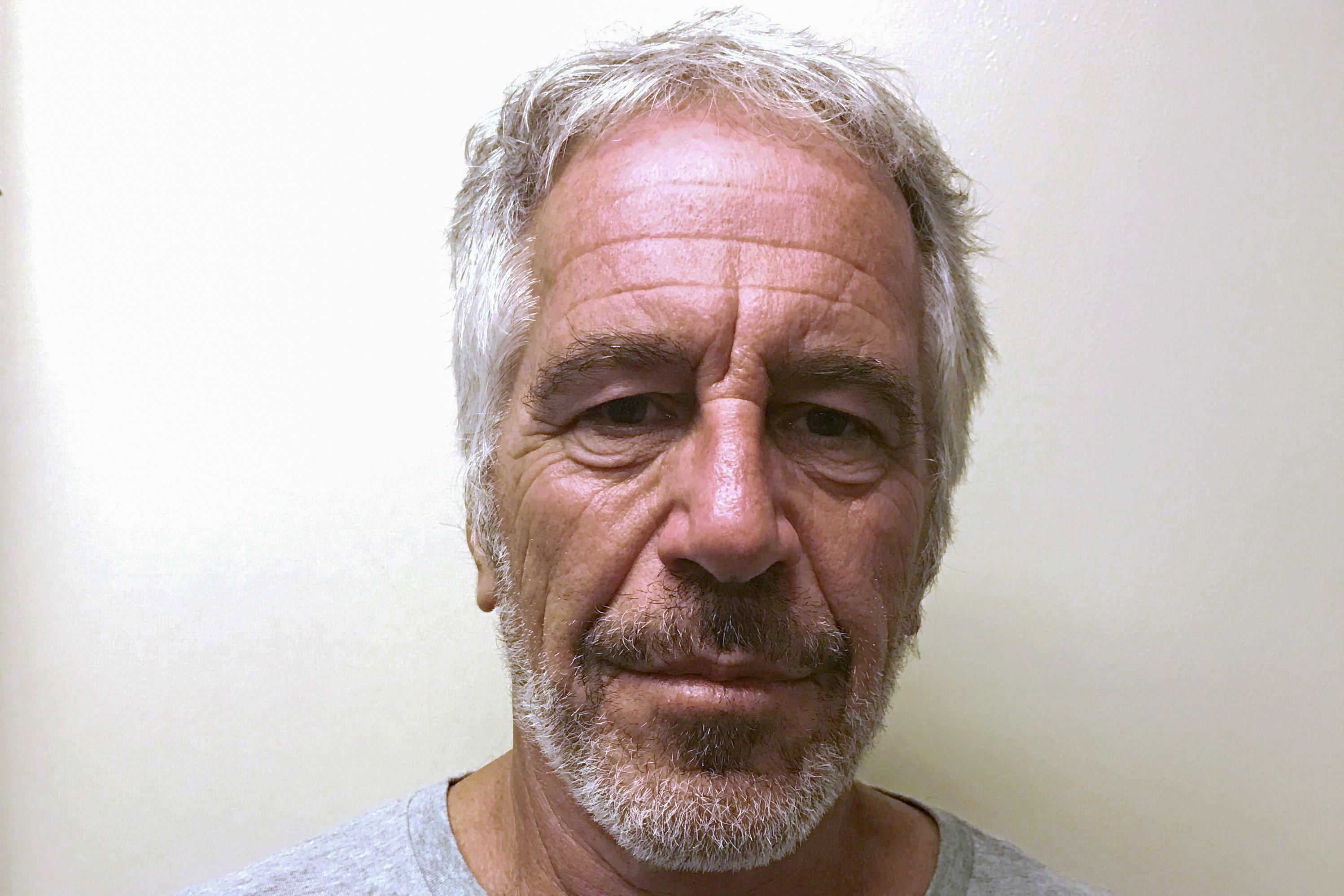 Case against Jeffrey Epstein dismissed following his death