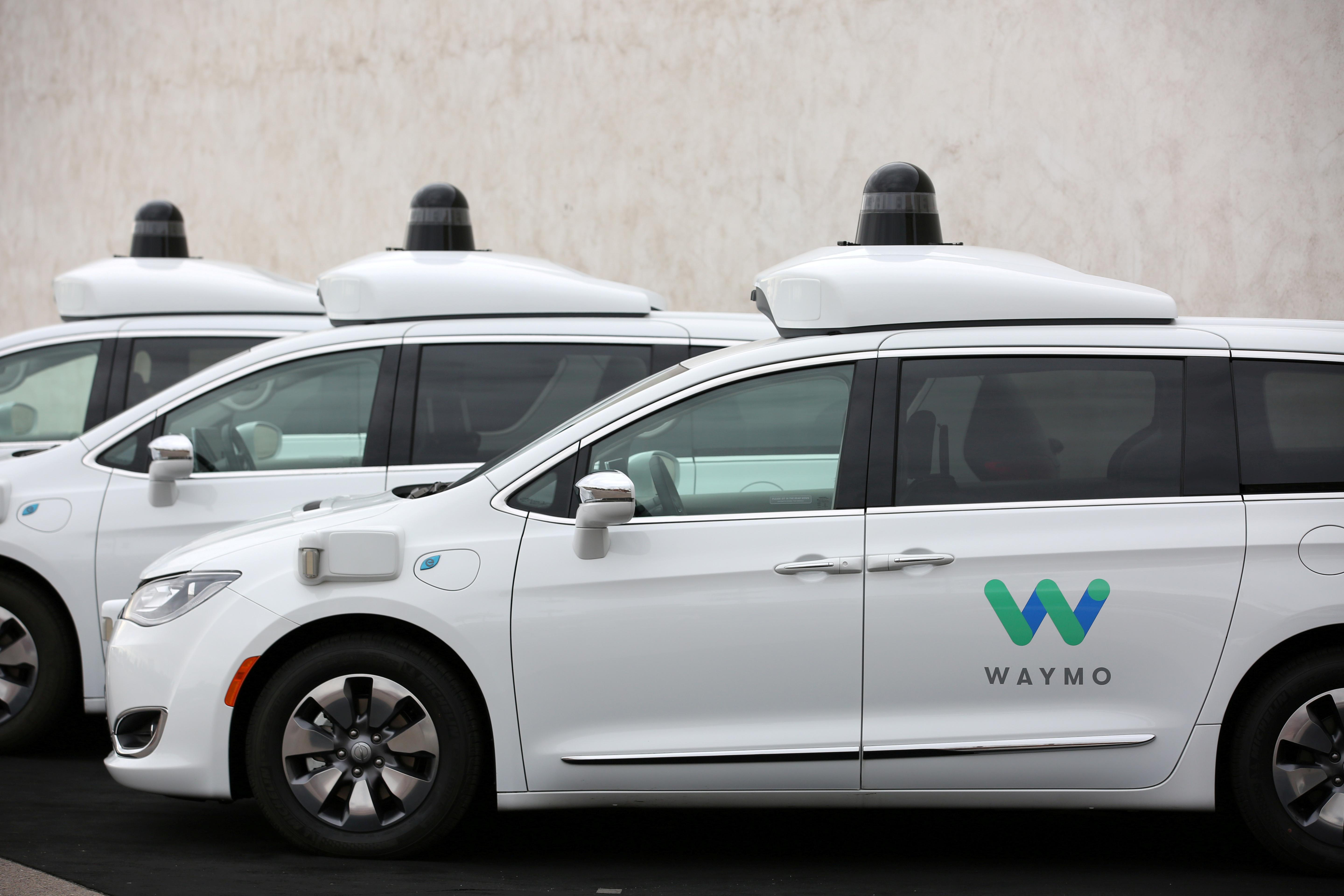 Waymo urges U.S. to 'promptly' remove barriers to self-driving cars