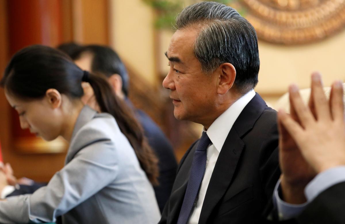 Senior Chinese diplomaat besoek Noord-Korea volgende week