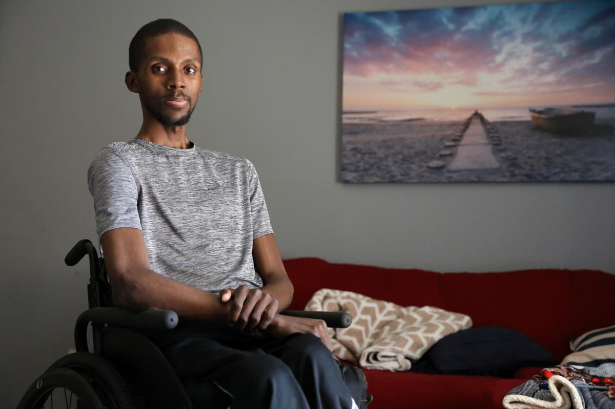 Disabled workers chase 'dream jobs' in tight U.S. labor market