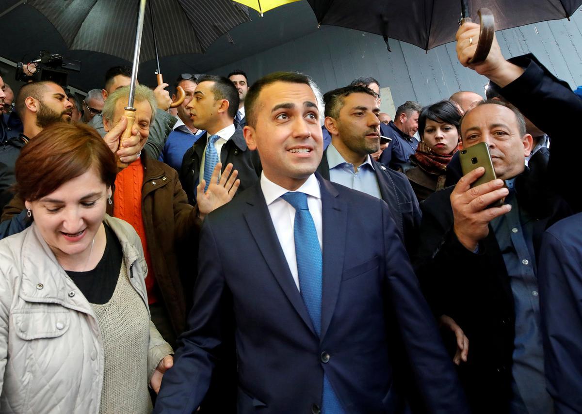 Italië se 5-ster ontstel PD met moeilike voorwaardes vir koalisie-ooreenkoms