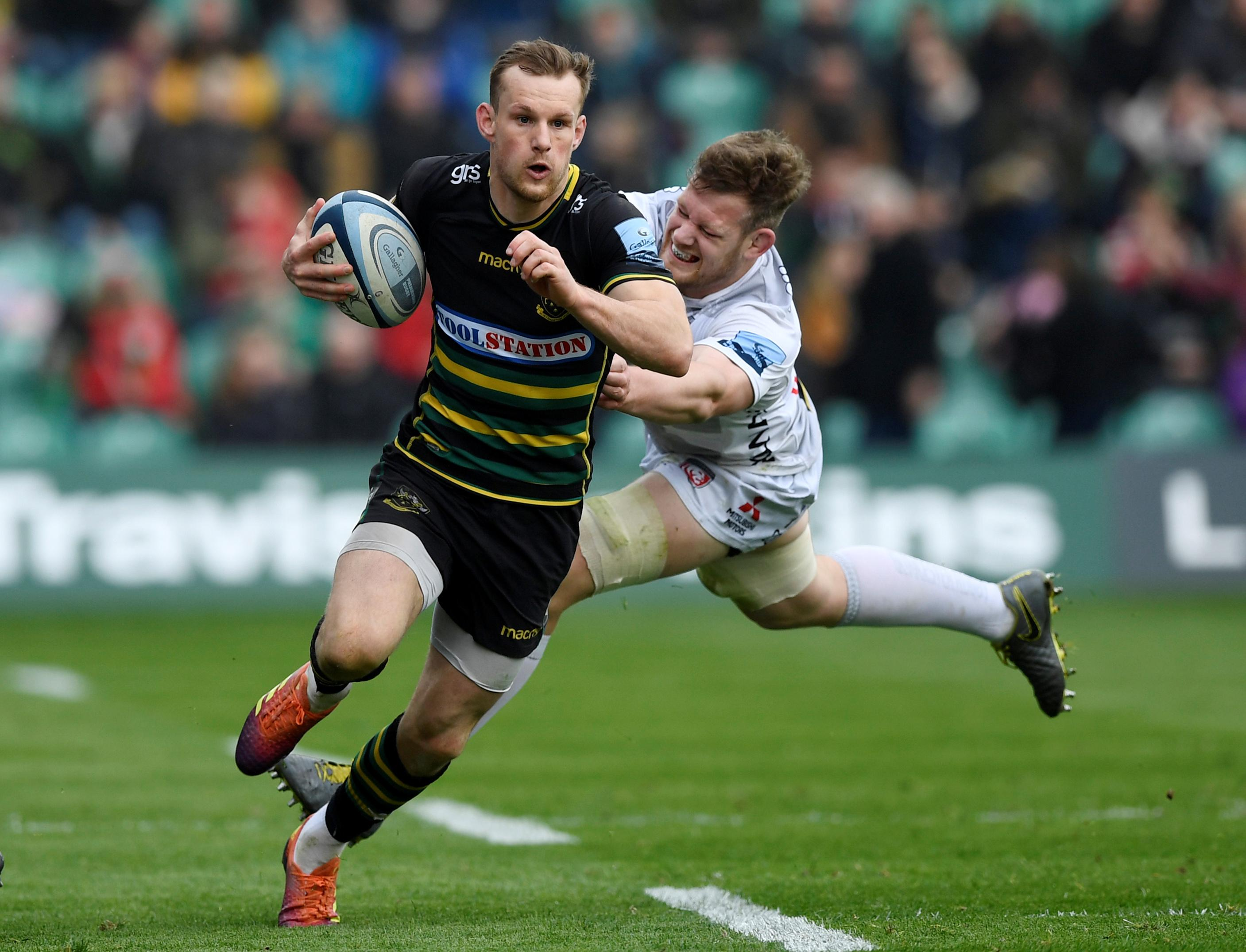Hutchinson stakes World Cup claim as Scotland see off battling...