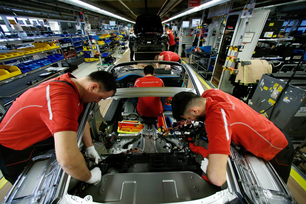 German manufacturing sector remains in contraction in August