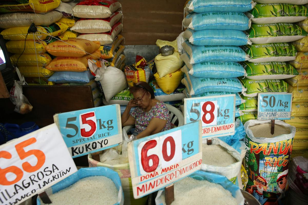 Philippine Inflation Seen Easing To Nearly Three-year Low
