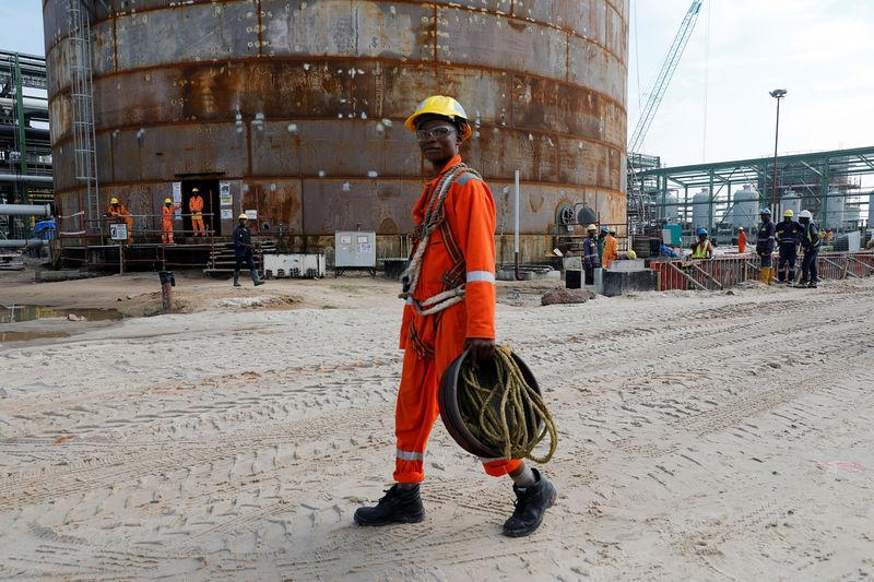 Nigeria's economic growth slows for second quarter - Reuters