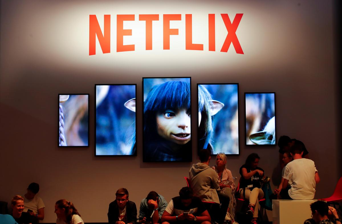 Netflix applies for license under new Turkish broadcasting rules