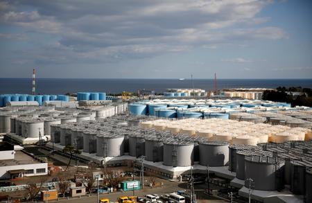 Japan tells diplomats no decision yet on contaminated Fukushima water