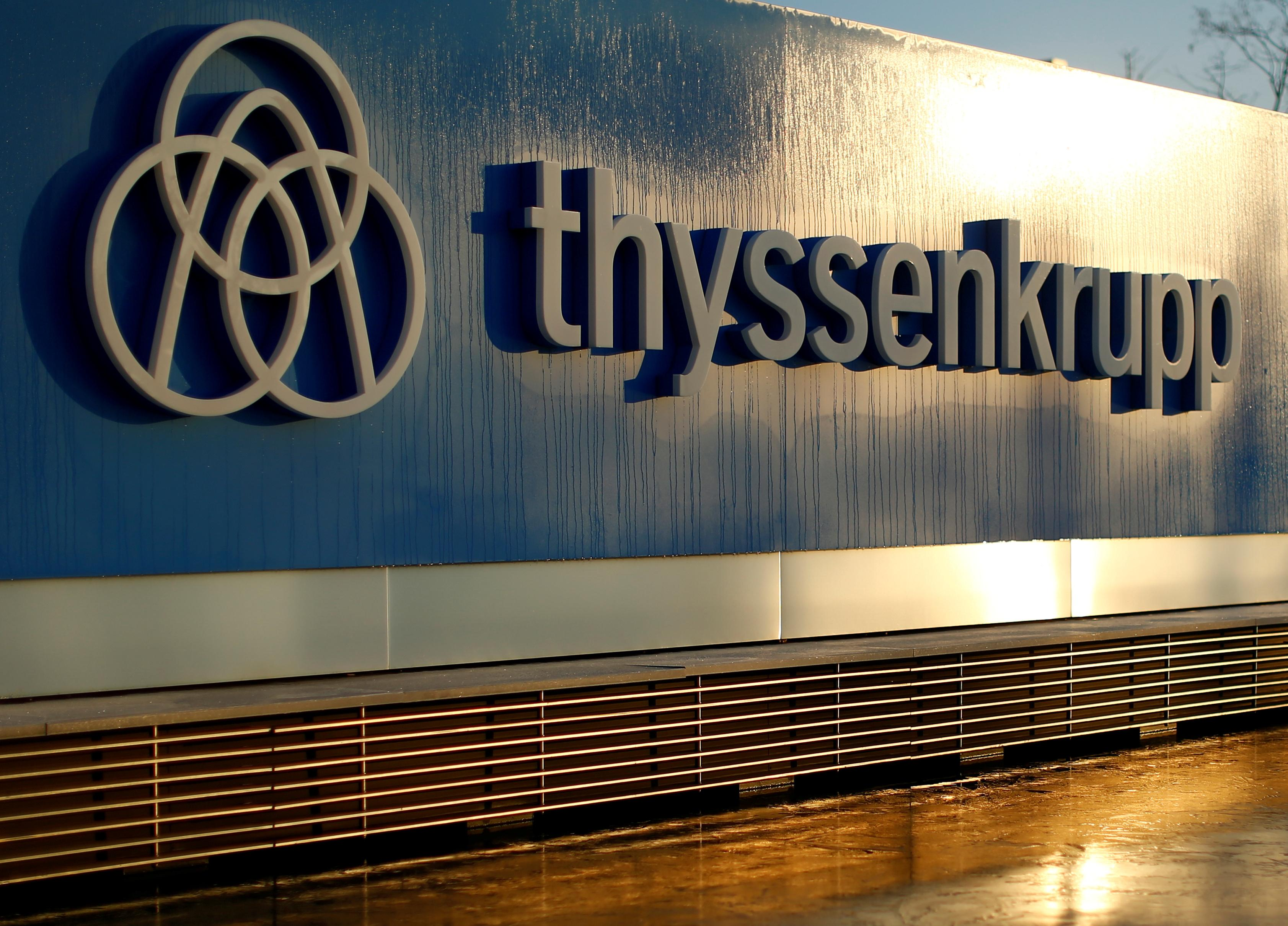 Thyssenkrupp to leave Germany's blue chip index DAX, MTU