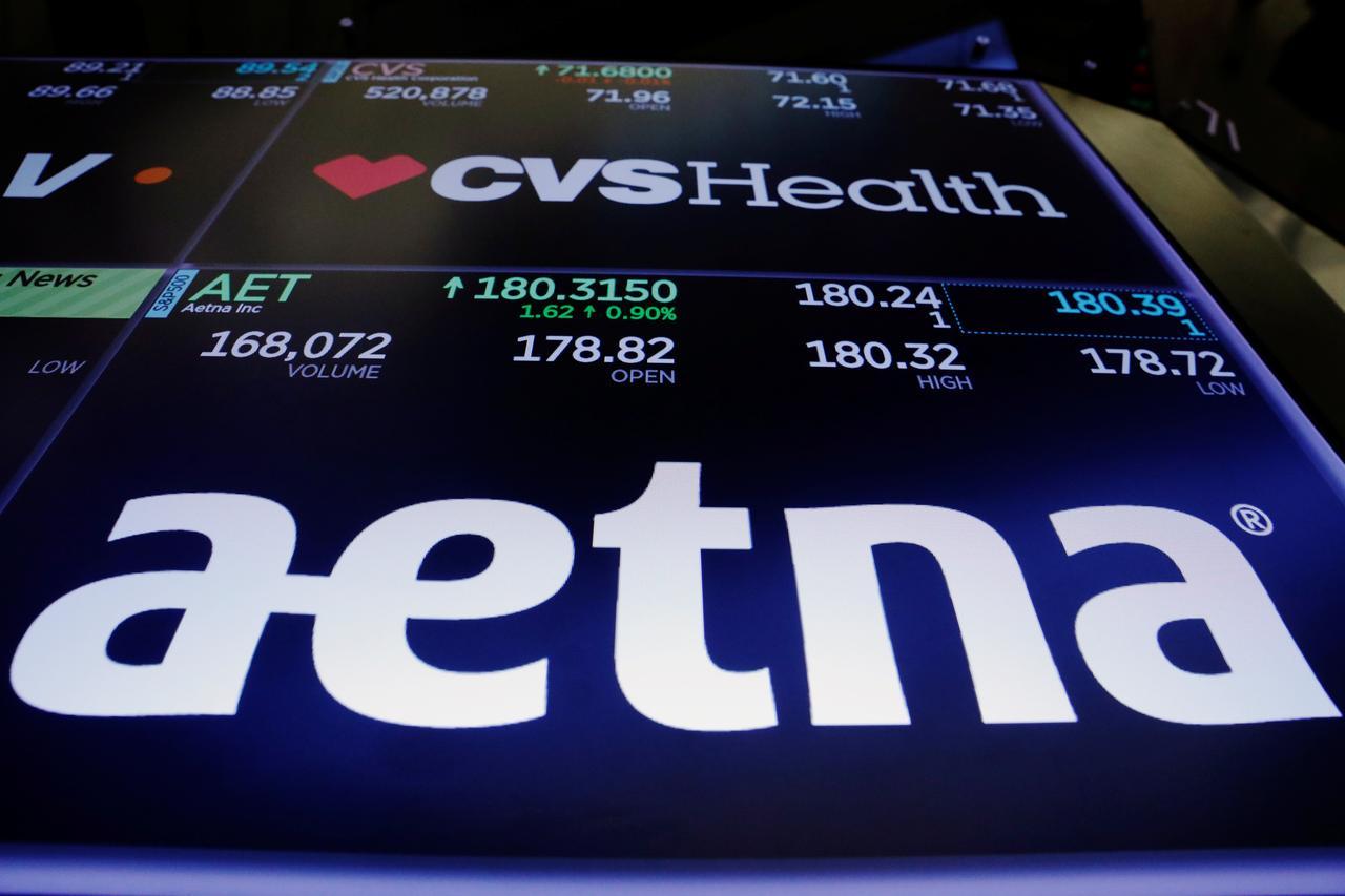 U S  judge approves CVS purchase of insurer Aetna - Reuters