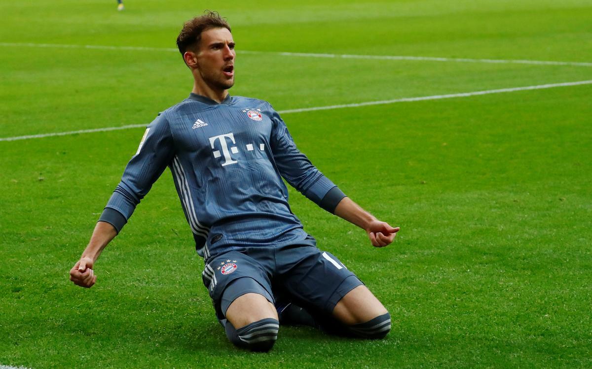 Soccer: Germany's Goretzka ruled out against Netherlands - Loew