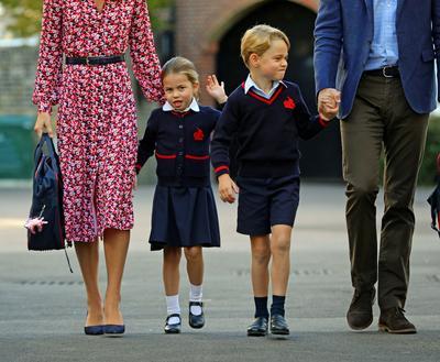 The royal kids