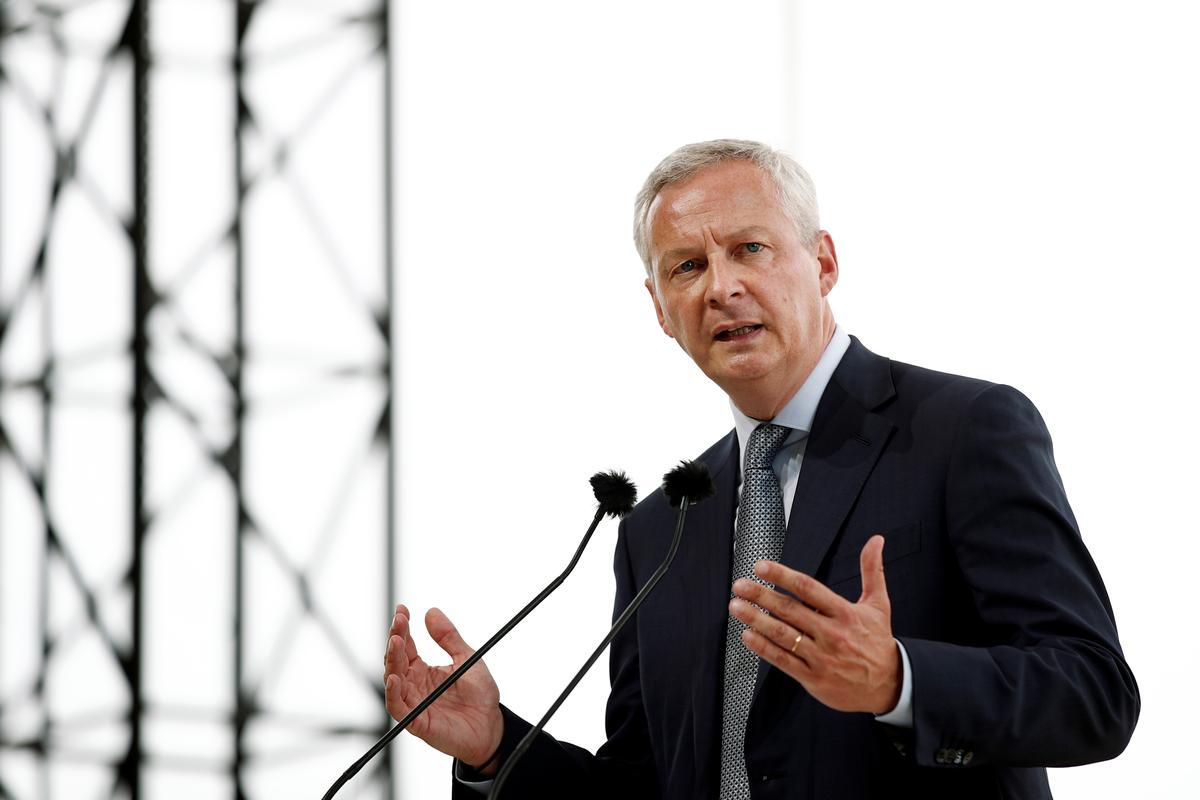 Die Franse minister hoop op nouer bande met die nuwe Italië-regering