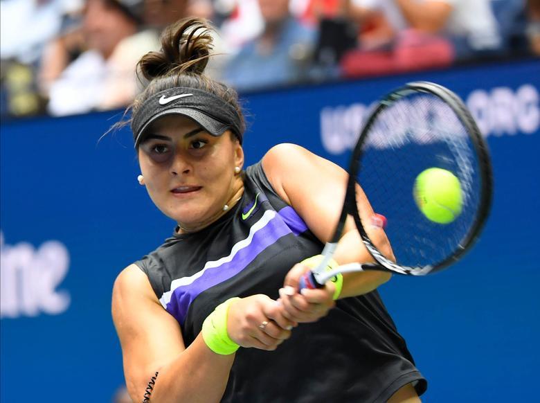Serena Williams takes on Bianca Andreescu in U S  Open
