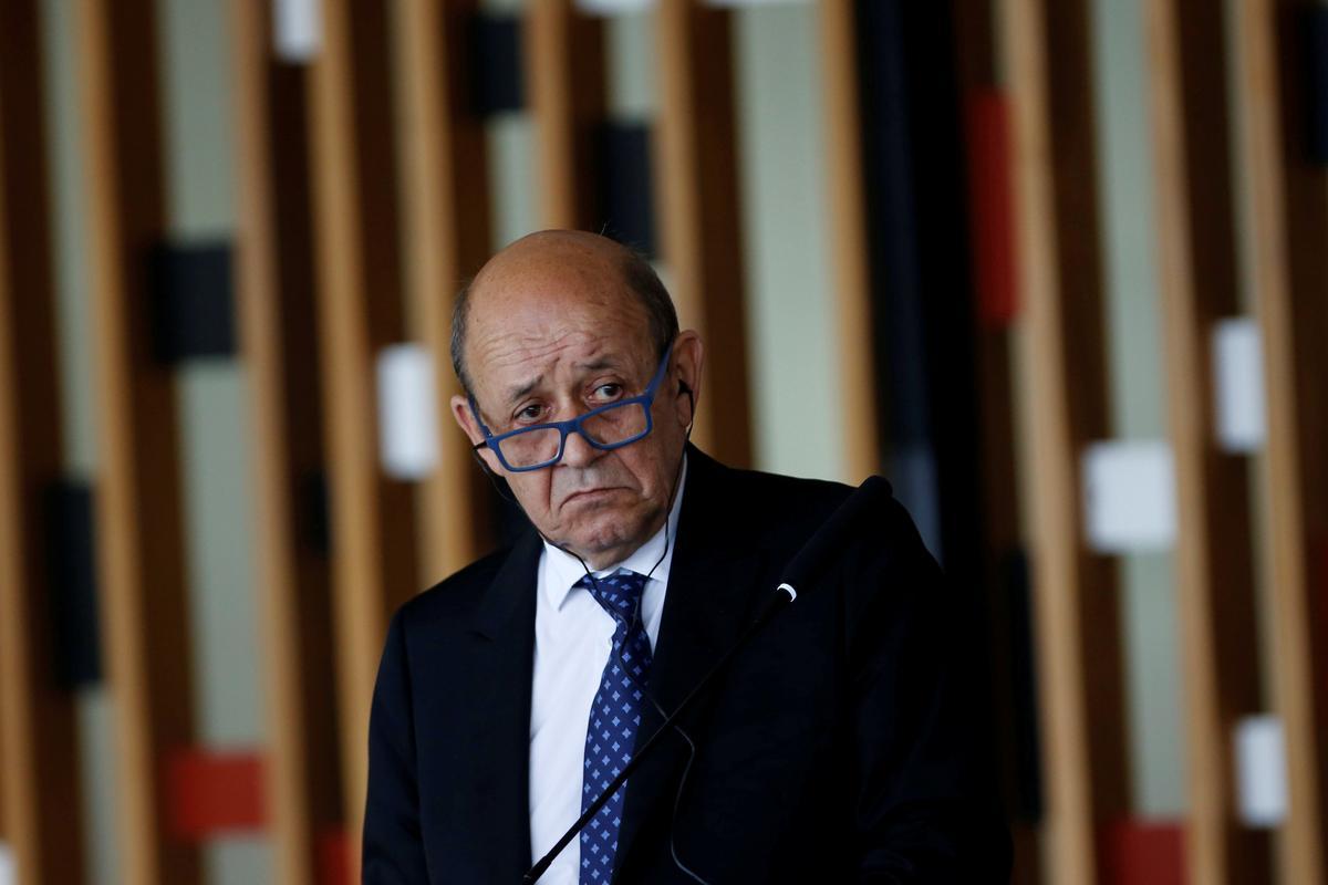Die uitruiling van gevangenes tussen Oekraïne en Rusland is die geleentheid om krisis op te los: Franse minister
