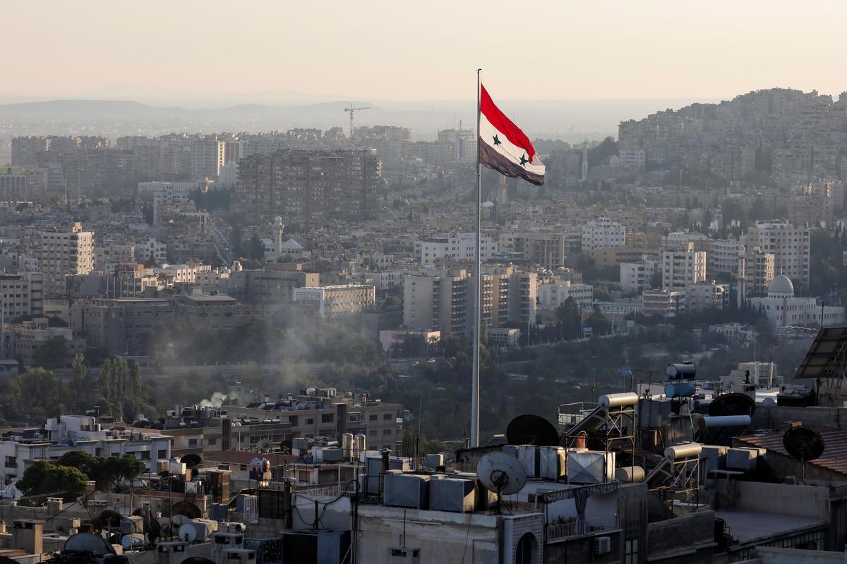 Sirië sê gesamentlike Amerikaanse-Turkse patrollies is in stryd met die soewereiniteit van die land