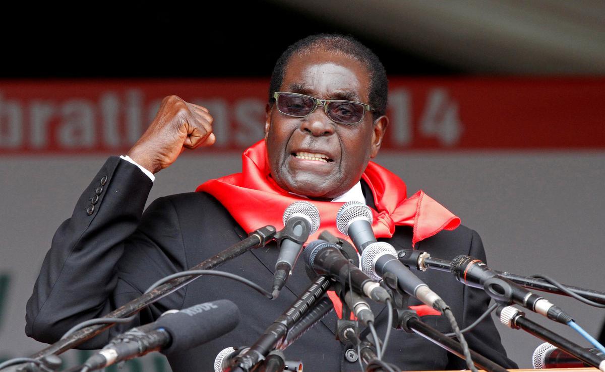 Mugabe se familie stoot terug teen die begrafnisplan van die regering