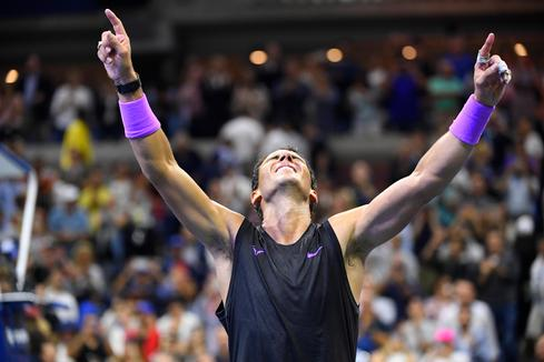Nadal beats Medvedev in five-set epic to win U.S. Open