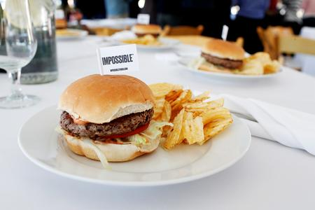 Impossible Foods says China its top priority meat substitute market