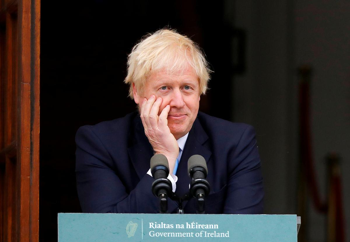 Die Britse premier Johnson: ek wil 'n Brexit-ooreenkoms hê, maar die parlement is nie vir my bang nie