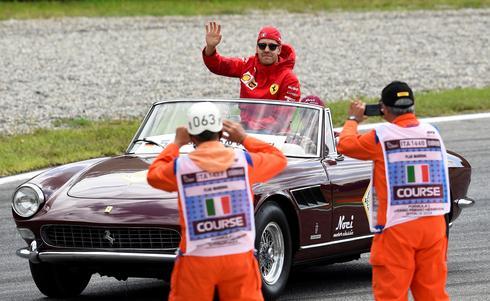 Triumphant Leclerc is now Ferrari's 'forgiven' favourite