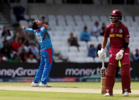 Rashid leads Afghanistan to famous test win over Bangladesh