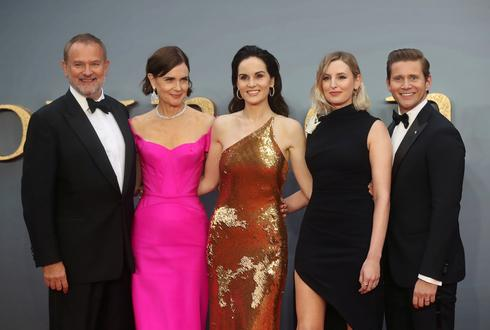 'Downton Abbey' movie world premiere
