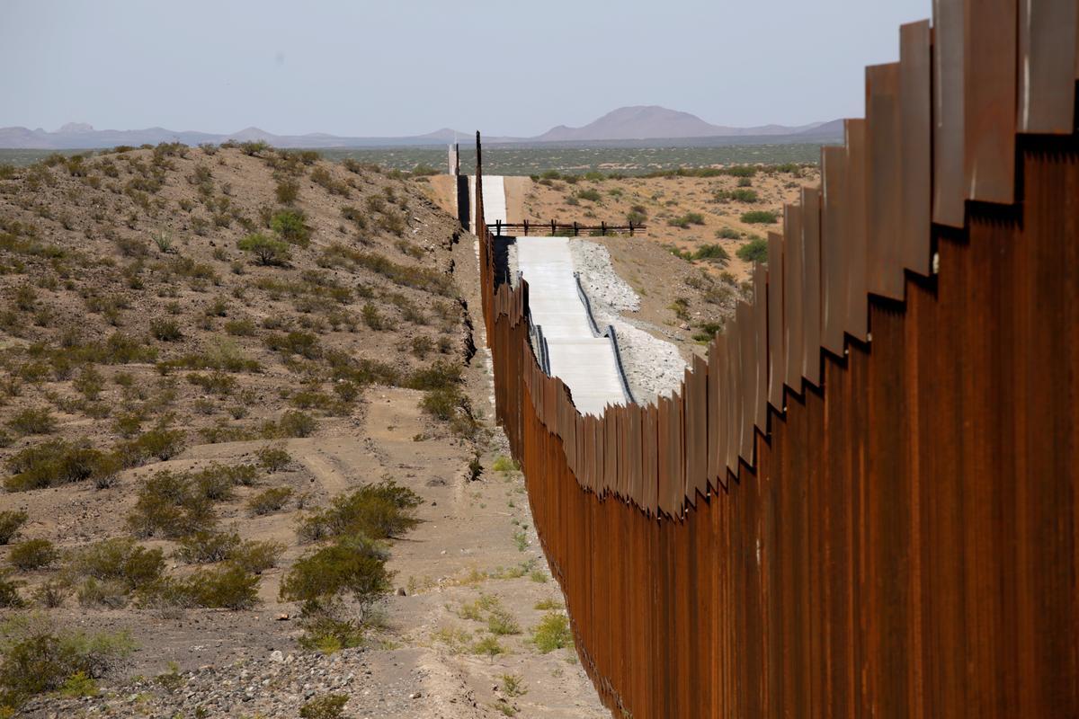 VSA streef nog steeds na die ooreenkoms met Mexiko oor die grenshoof vir asielsoekers