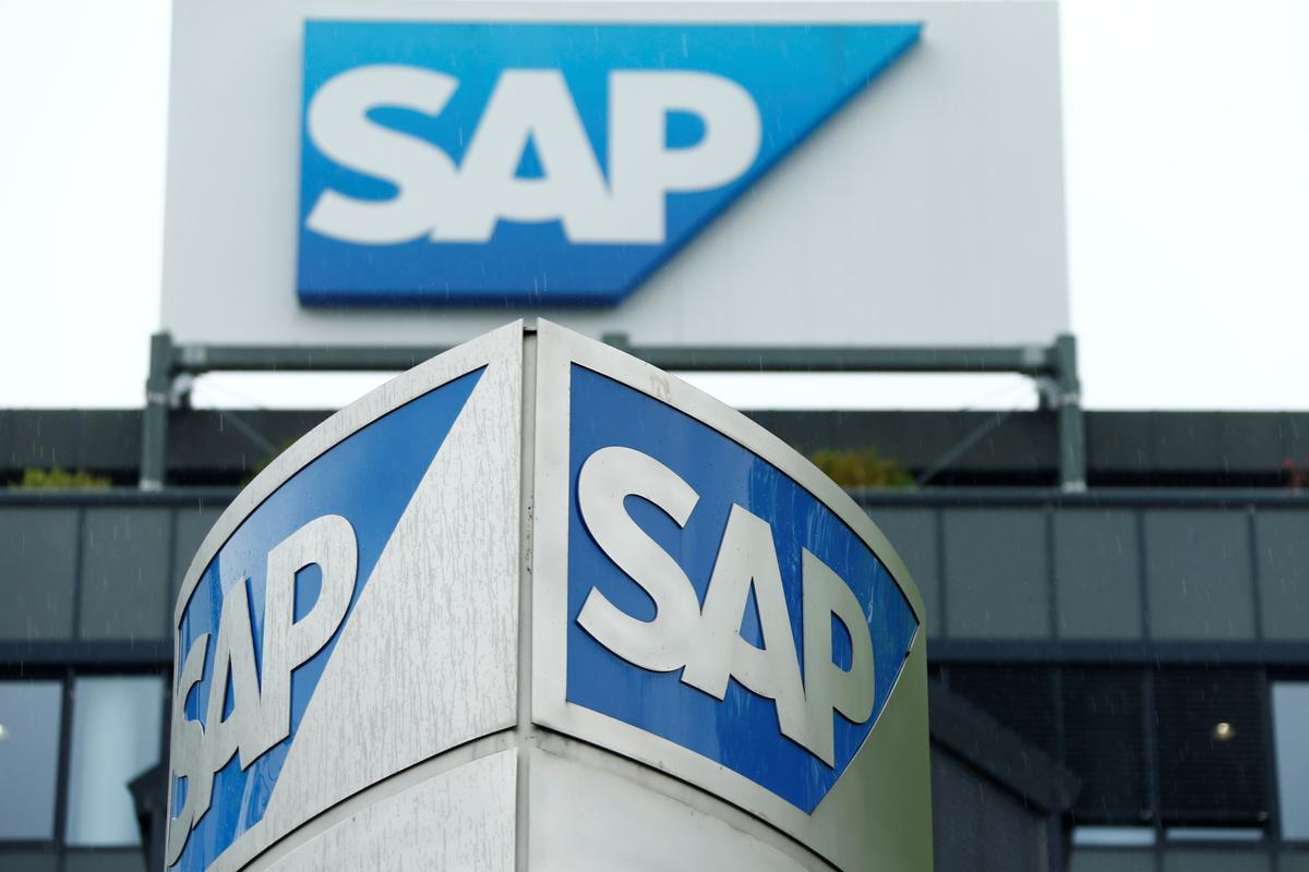 SAP-hoof sê die Duitse hoofkwartier is 'n voordeel te midde van die handelsoorlog tussen die VSA en China